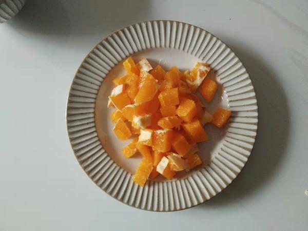 酸酸甜甜不油不腻——甜橙汤圆的做法图解