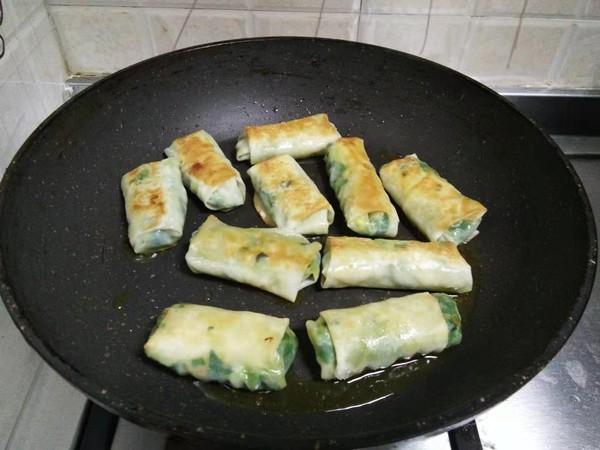 饺子皮韭菜蟹柳春卷怎样做