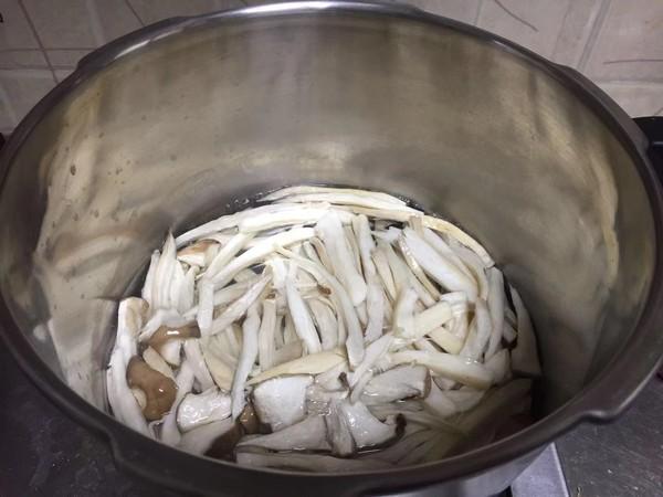 手撕杏鲍菇的简单做法