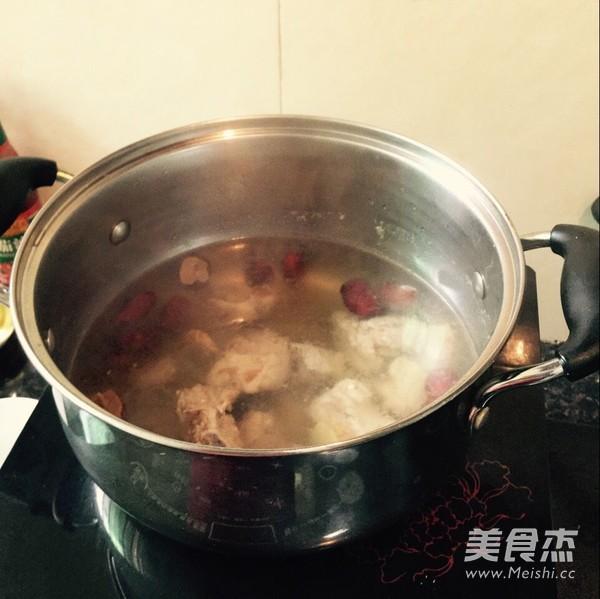 排骨玉米汤怎么煮