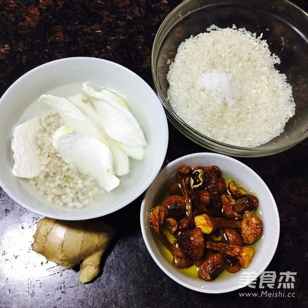 真姬菇瘦肉粥的做法大全