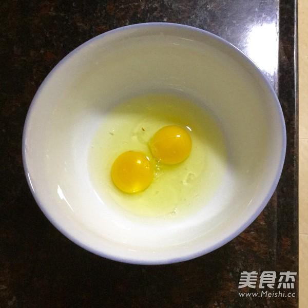 芹菜鸡蛋饼的家常做法