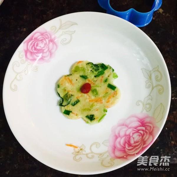 芹菜鸡蛋饼怎样煮