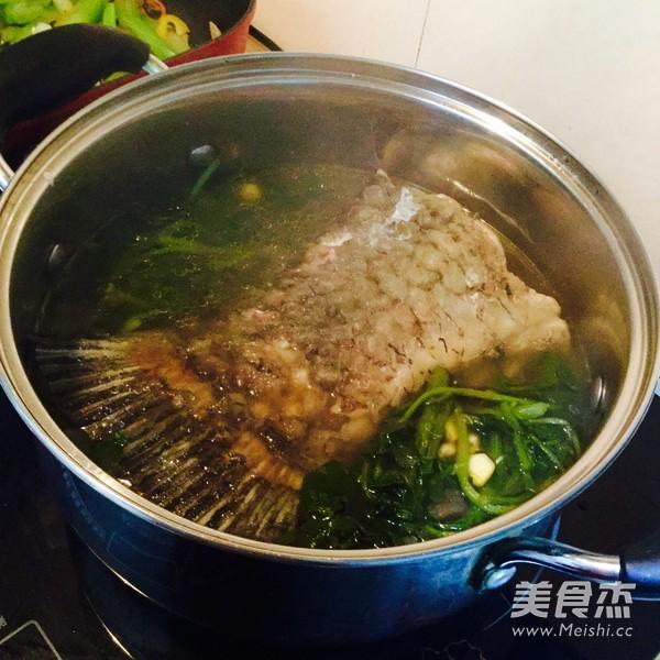 西洋菜煲鱼尾怎么煮