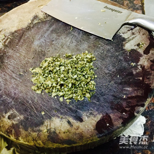 梅菜蒸肉饼的家常做法