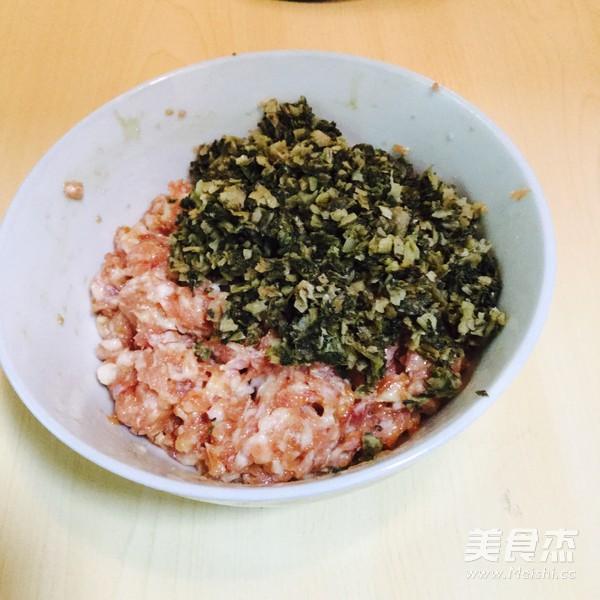 梅菜蒸肉饼的简单做法