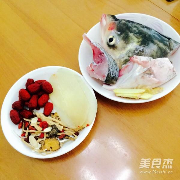 天麻炖鱼头的做法大全
