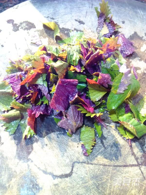 香芋紫苏蒸排骨怎么吃