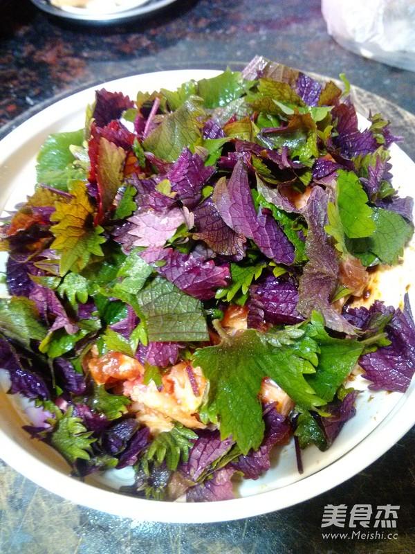 香芋紫苏蒸排骨怎么做