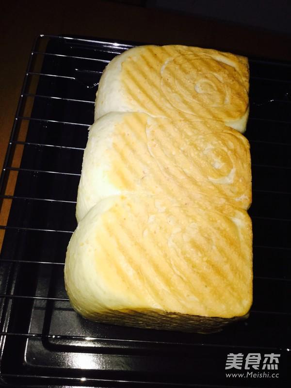 燕麦吐司面包的做法大全