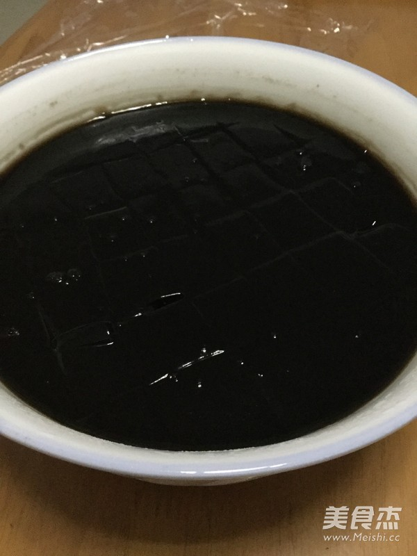 蜂蜜龟苓膏怎么煮