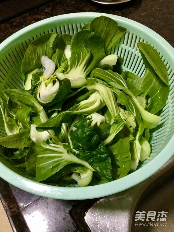 清炒小棠菜的做法大全