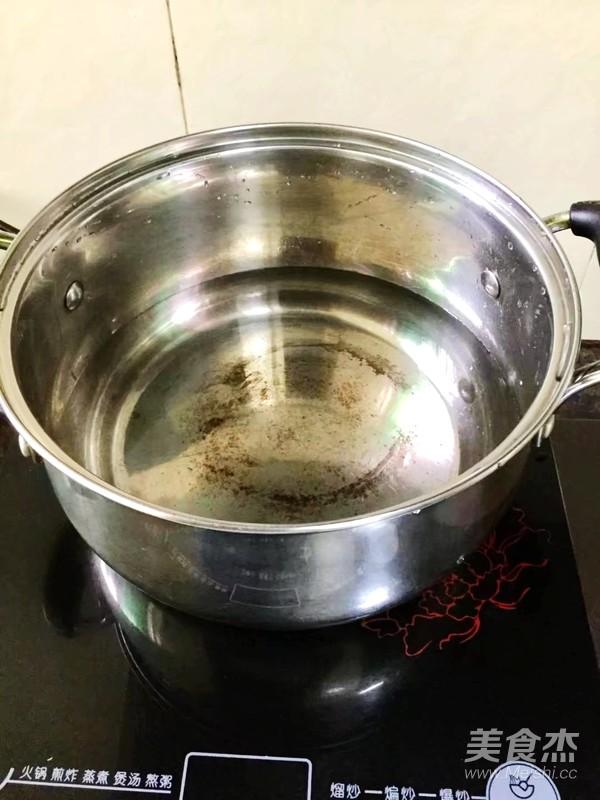 韭菜猪红汤的家常做法