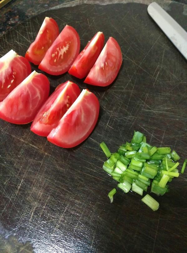 番茄鸡蛋煮切粉的做法图解