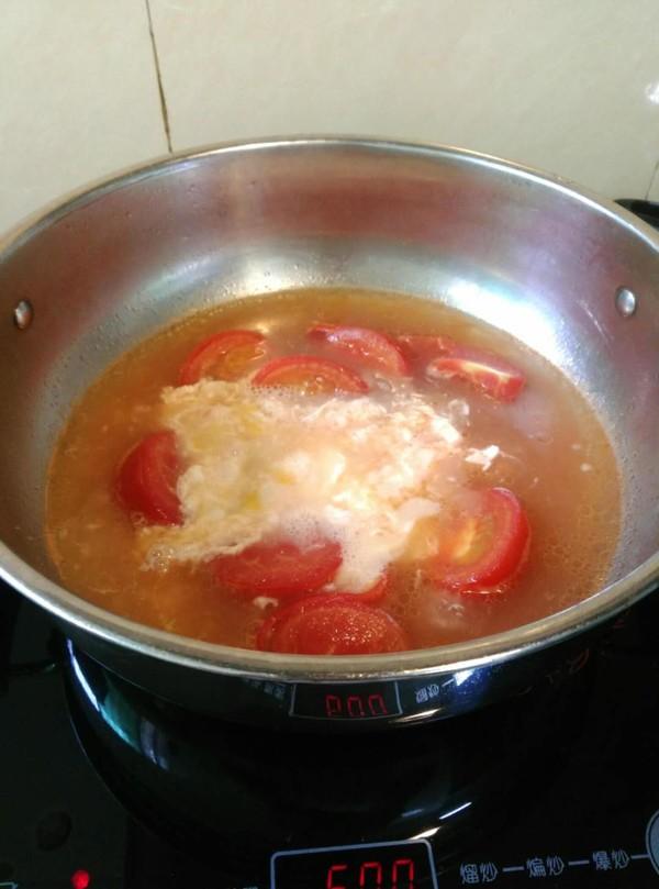 番茄鸡蛋煮切粉怎么煸