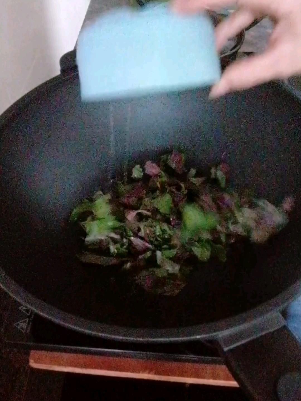 豆角炒面条怎样做
