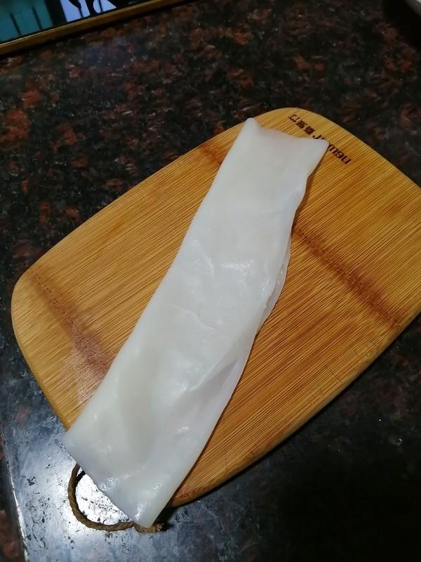 简简单单也不失美味~~简易版凉皮怎么煮