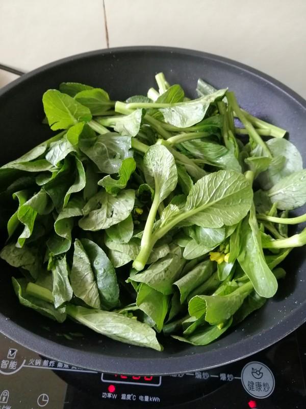 小白也会做的家常菜~~清炒菜的做法图解