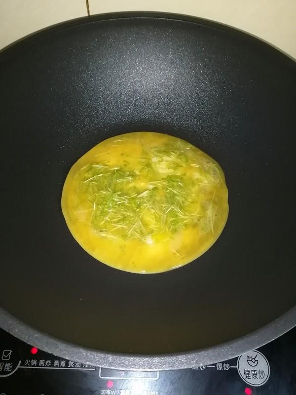 为家人做份爱心早餐~~松柳苗炒多谷米饭怎么做