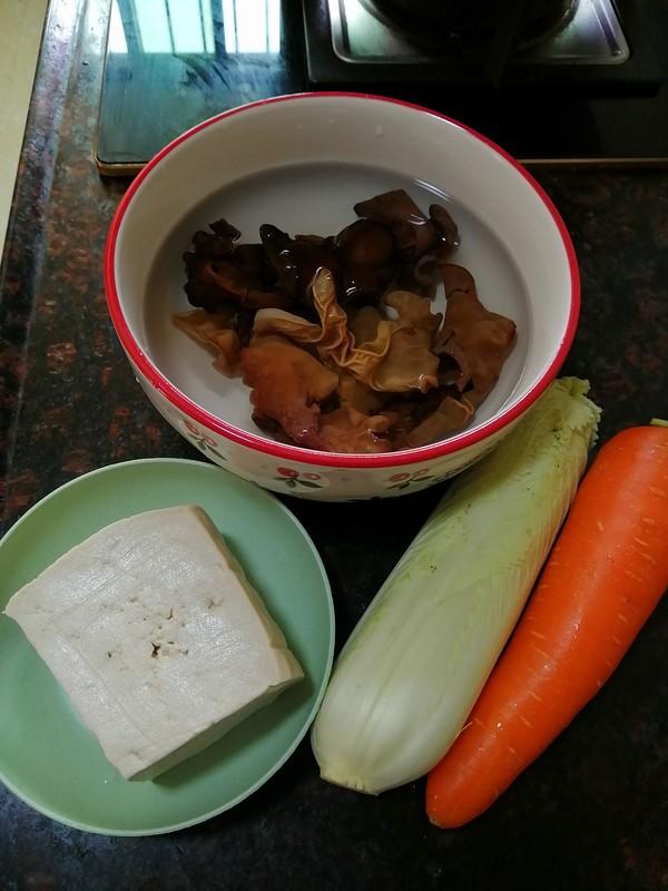 豆腐的神仙做法~~素炒豆腐角的做法大全