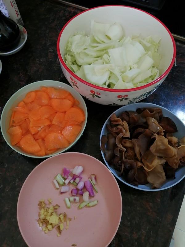 豆腐的神仙做法~~素炒豆腐角的做法图解