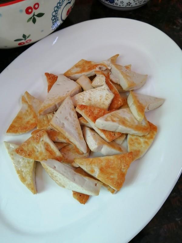 豆腐的神仙做法~~素炒豆腐角怎么做
