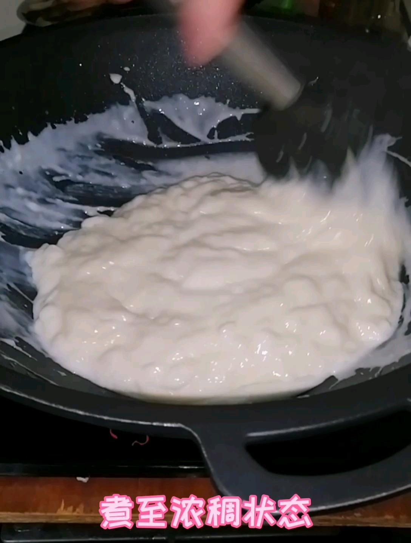 炸牛奶怎么煮