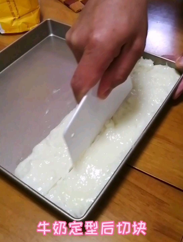 炸牛奶怎样炒