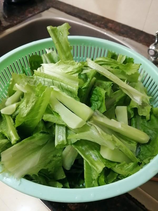 简简单单也不失美味~~清炒油麦菜的做法大全