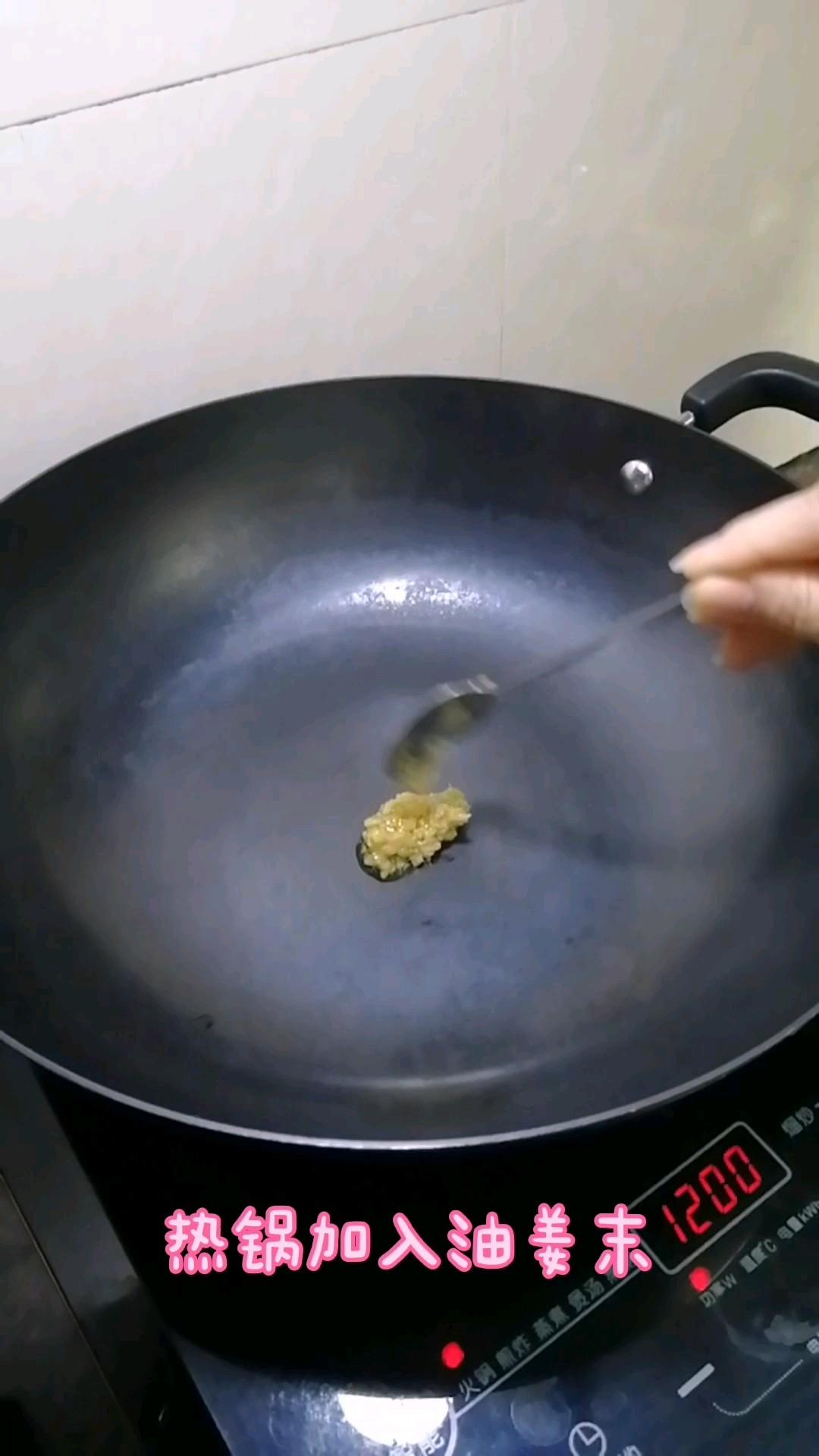 肉丁白菜炖粉条的简单做法