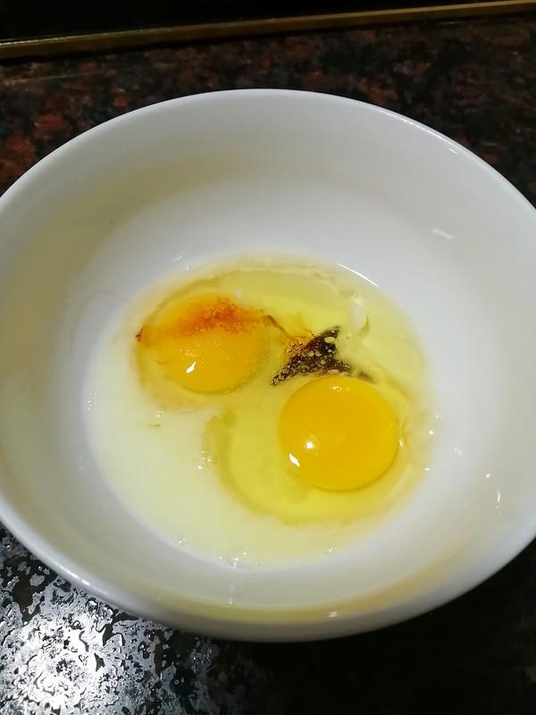 快手早餐~~番茄鸡蛋粉条的家常做法
