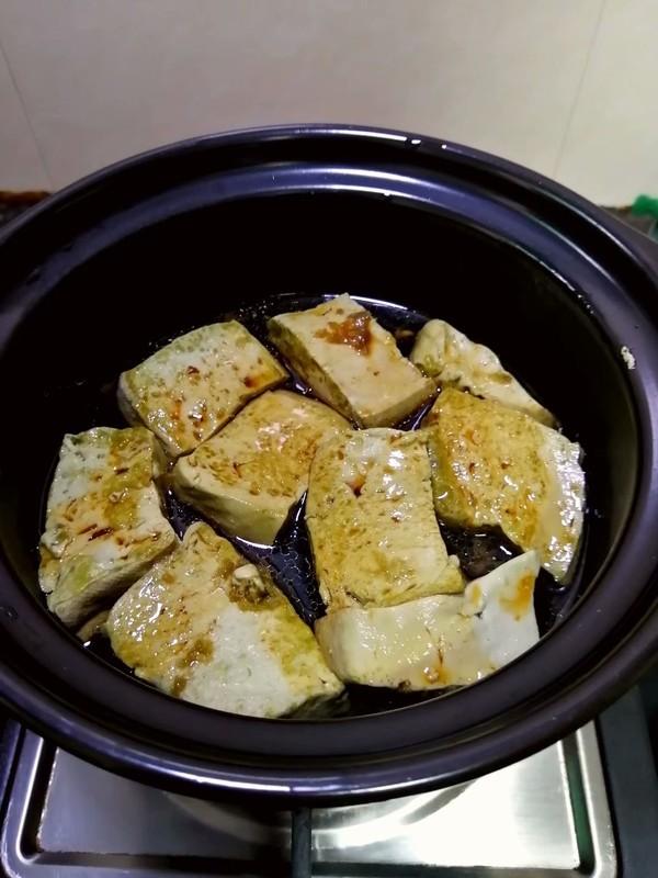 简简单单也不失美味~~金针菇豆腐煲怎么炖