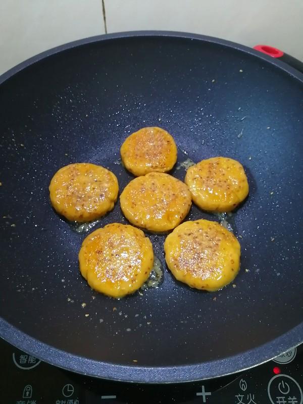 红薯饼的制作方法