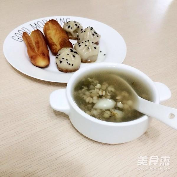 百合绿豆薏米汤的做法大全