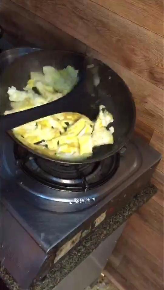 家常菜~~丝瓜炒蛋的家常做法