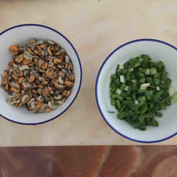 海瓜子胚芽炒饭的做法图解