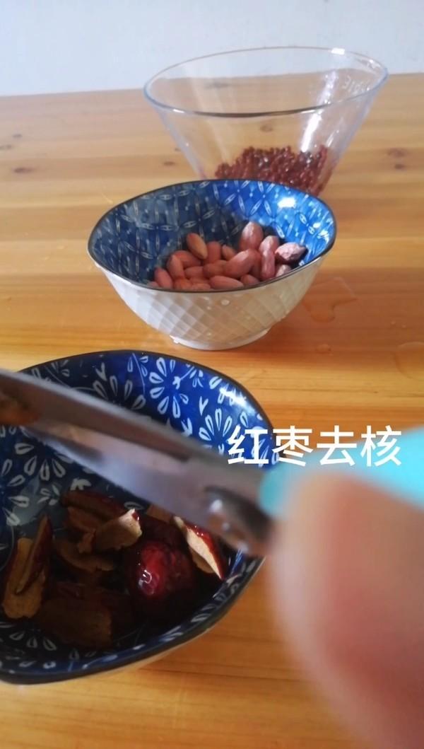 补血益气——三红汤的做法图解