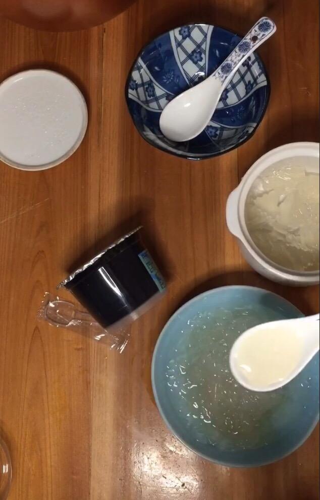 天然果冻打开方式~~海石花食用方法的做法图解