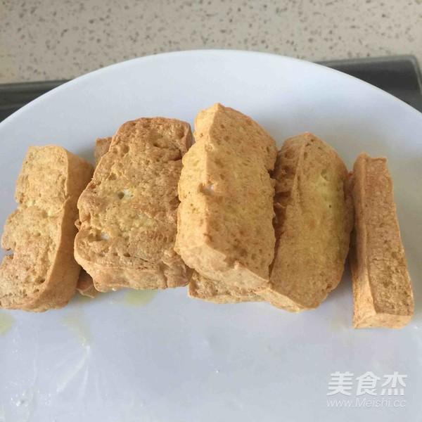 香辣臭豆腐的做法图解