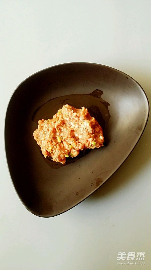 三抱鳓鱼蒸肉饼蛋的做法图解