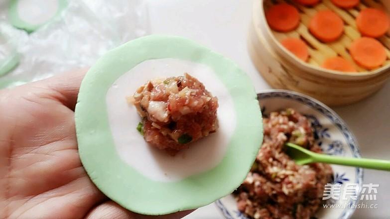 翡翠白菜饺怎么吃