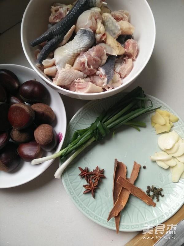 板栗炖鸡的做法大全