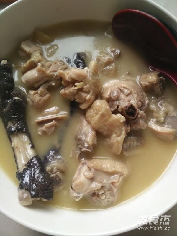 板栗炖鸡怎么炒