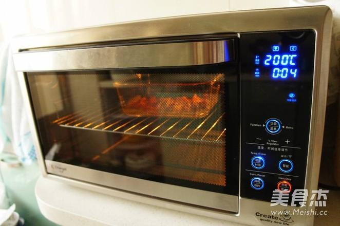 烤肉蛋菜卷的简单做法