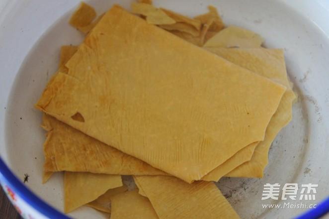 尖椒炒豆腐皮的做法大全