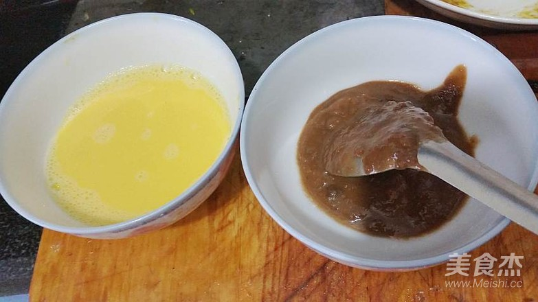 蒲公英蘸酱菜的简单做法