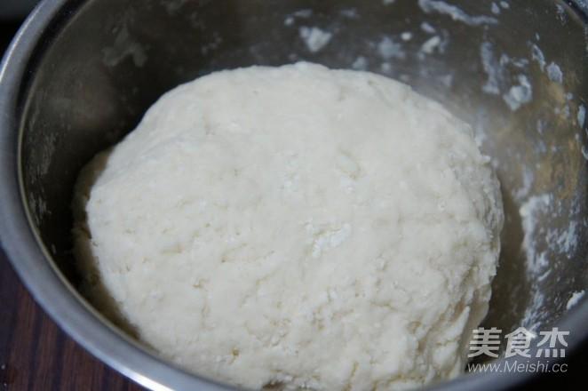 素馅蒸饺的步骤