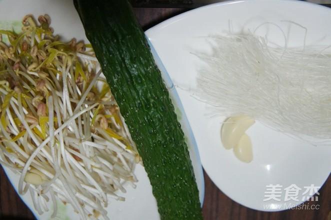 凉拌豆芽菜的做法大全