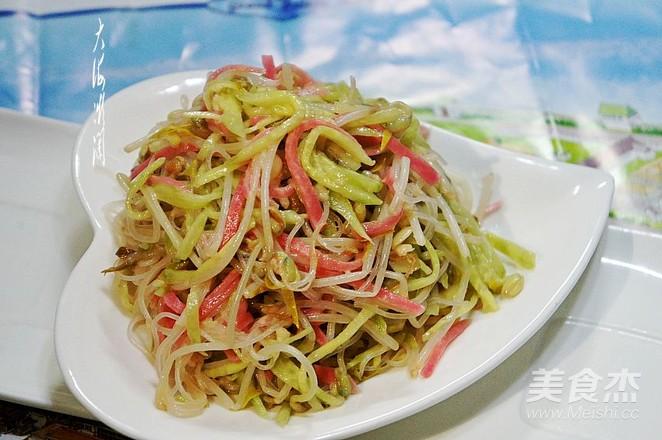 凉拌豆芽菜怎么煮