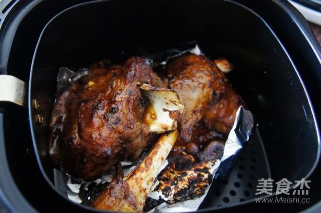 空气炸锅版烤羊腿怎么煮